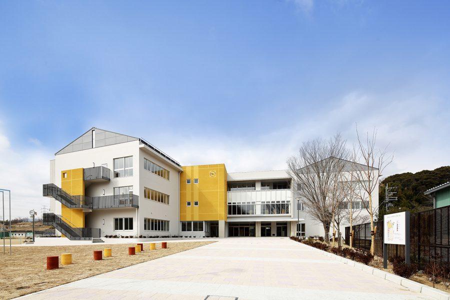 生駒市立生駒北小中学校