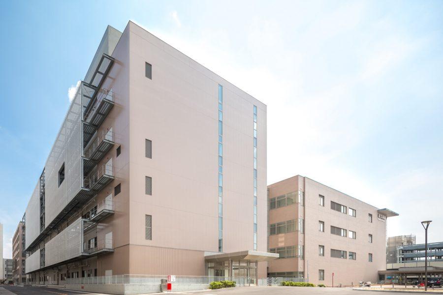 名古屋大学医学部附属病院 先端医療機能強化棟