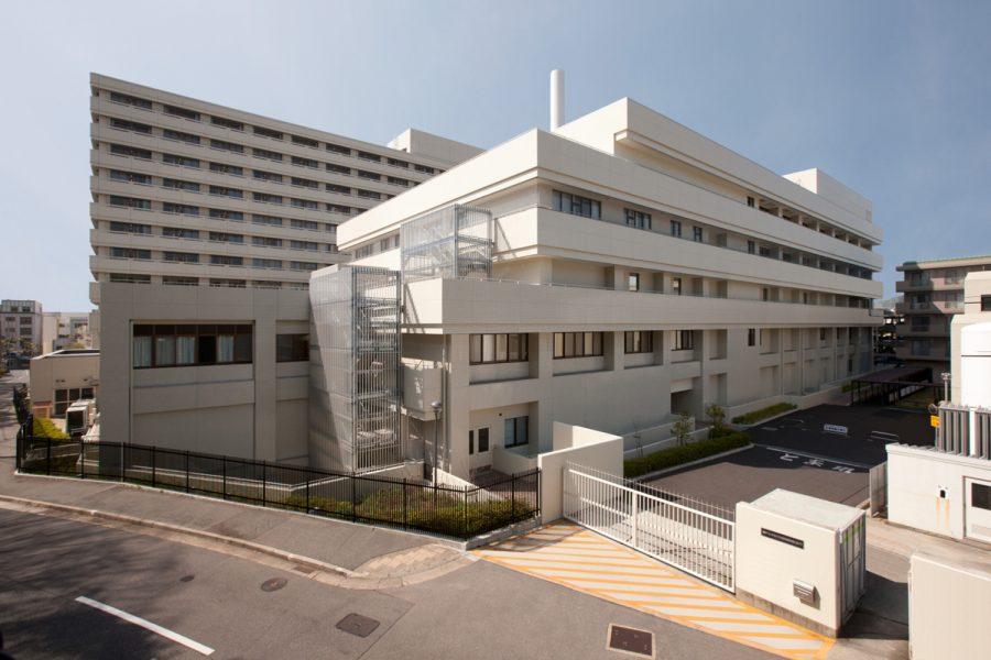 神戸大学医学部附属病院 低侵襲総合診療棟