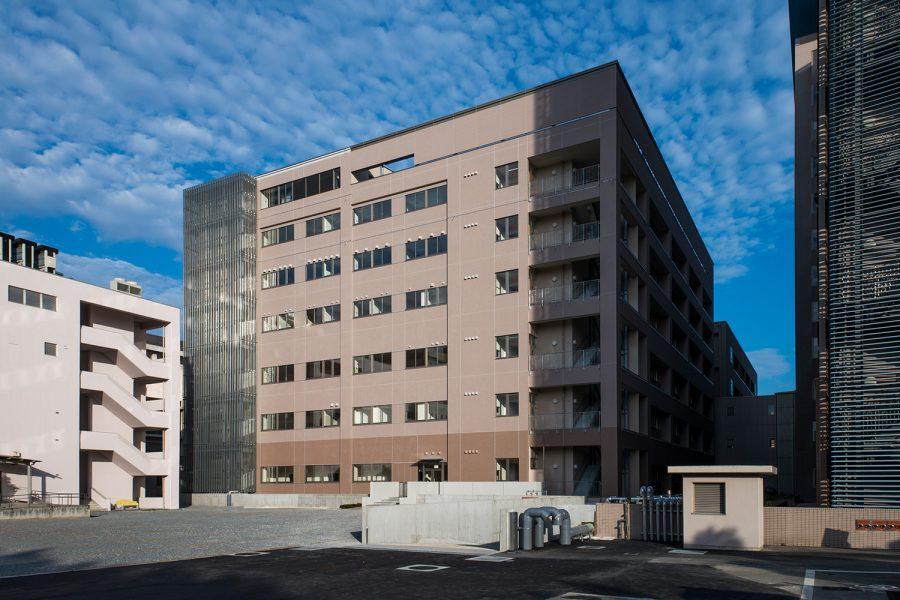岡山大学中央診療棟(Ⅱ期)