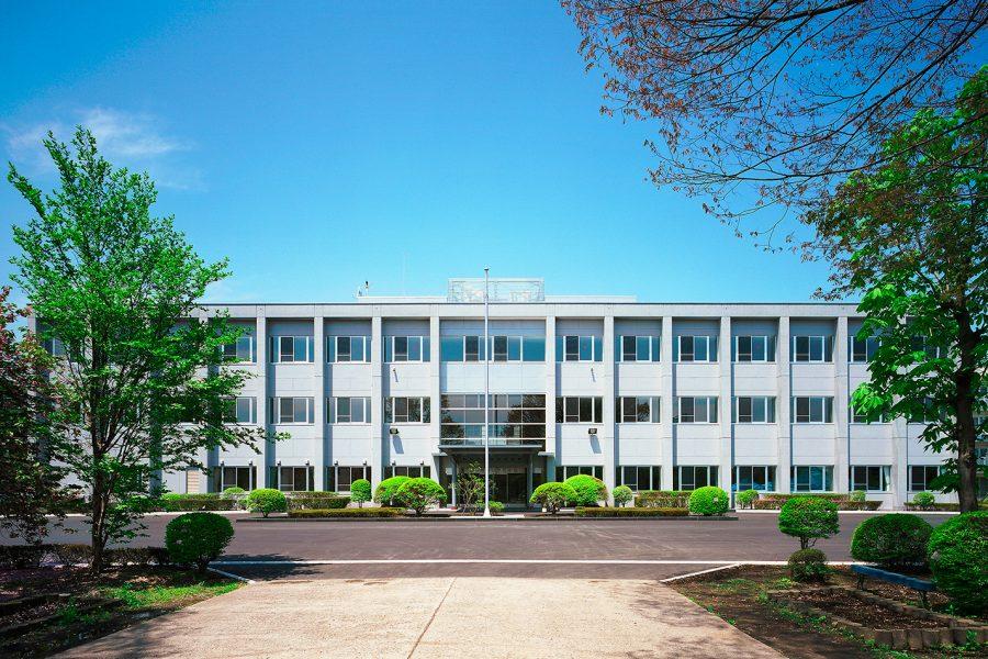 栃木県警察学校本館