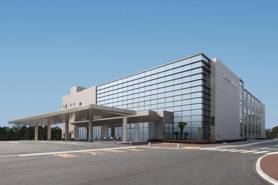 宮崎大学医学部附属病院外来診療棟