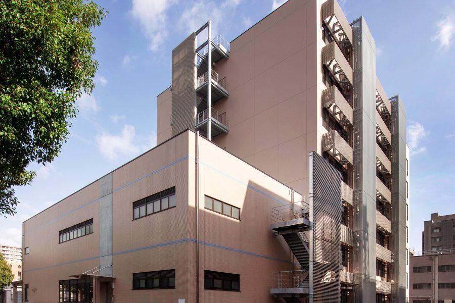 岡山大学医歯薬融合型教育研究拠点施設