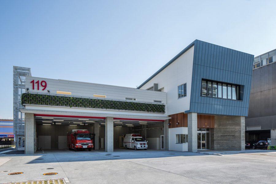 浦安市消防署 日の出出張所