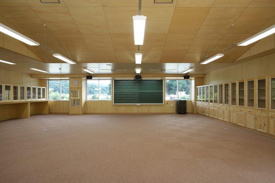 一関市立大原小学校