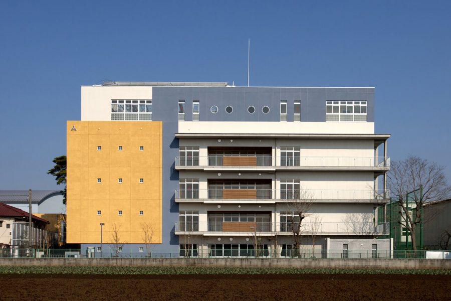 西東京市立青嵐中学校