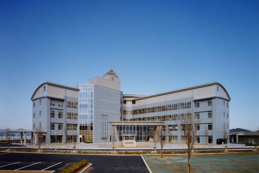 さぬき市役所(旧志度町役場)