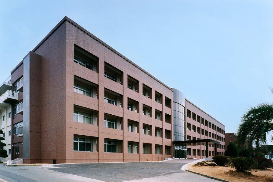 山口大学工学部本館