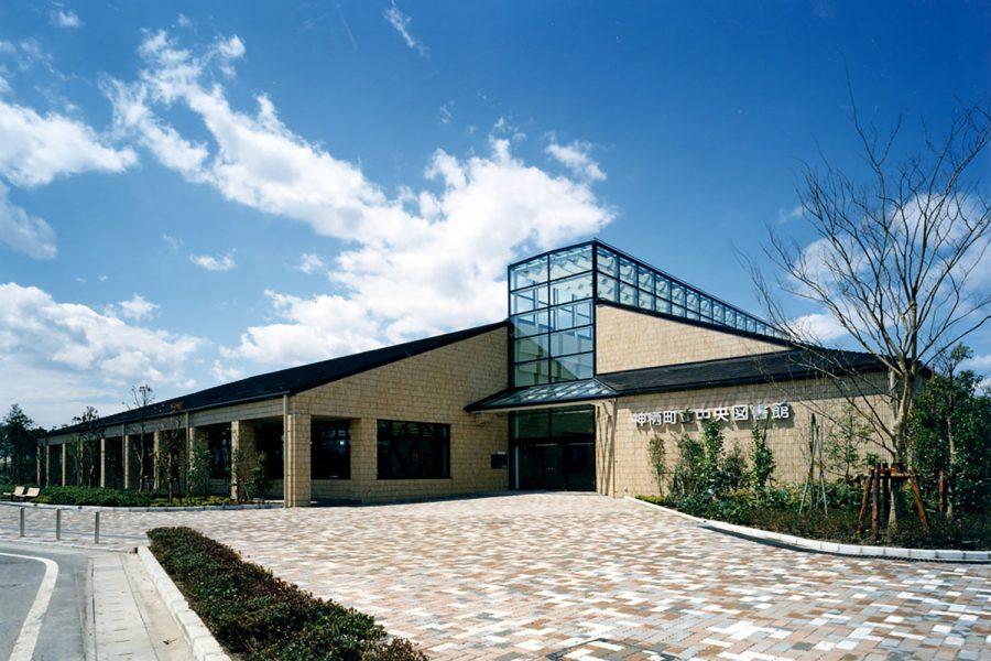 神栖市中央図書館