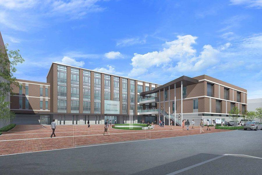 就実大学・就実短期大学新A館 / 2021年竣工予定
