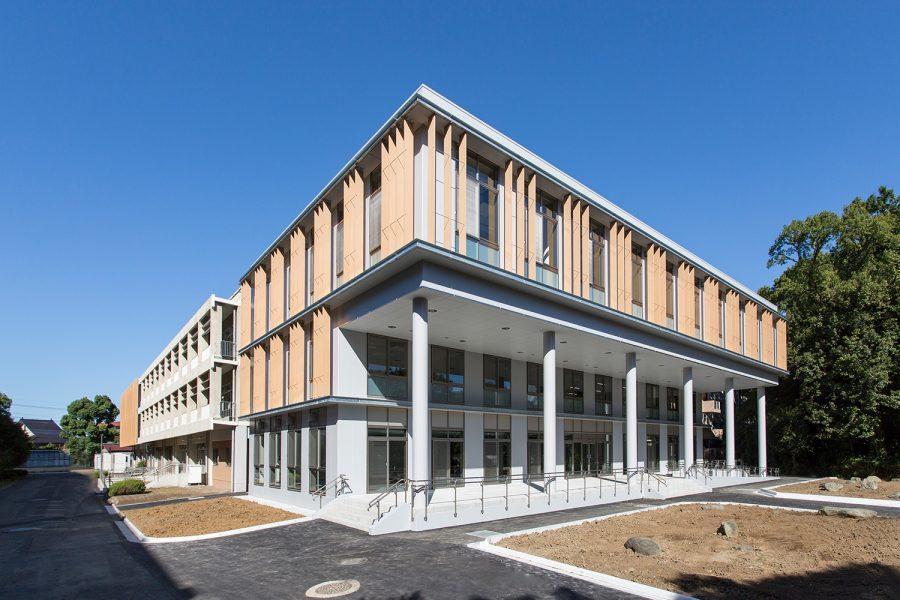 埼玉大学図書館3号館