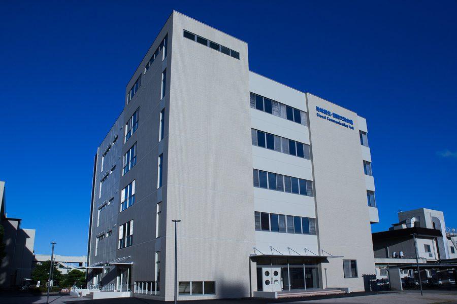 徳島大学地域創生国際交流会館