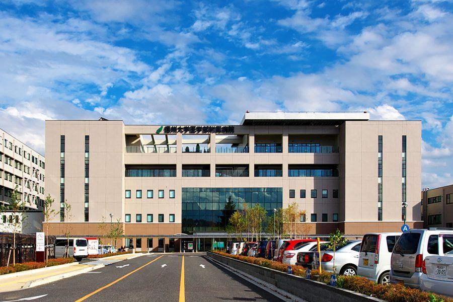 信州大学医学部附属病院外来診療棟