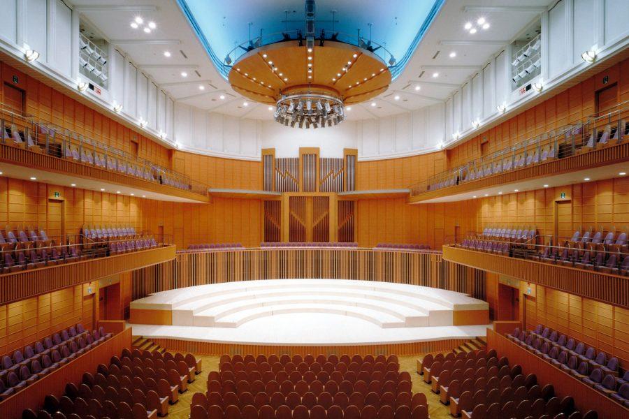 徳島文理大学むらさきホール