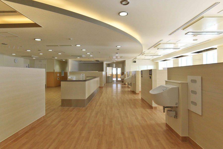 信州大学医学部附属病院 包括先進医療棟