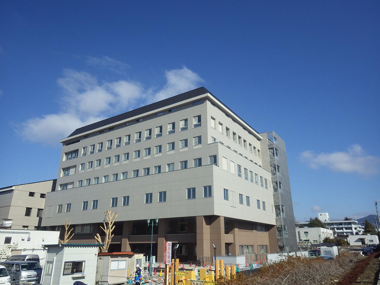 信州 大学 付属 病院