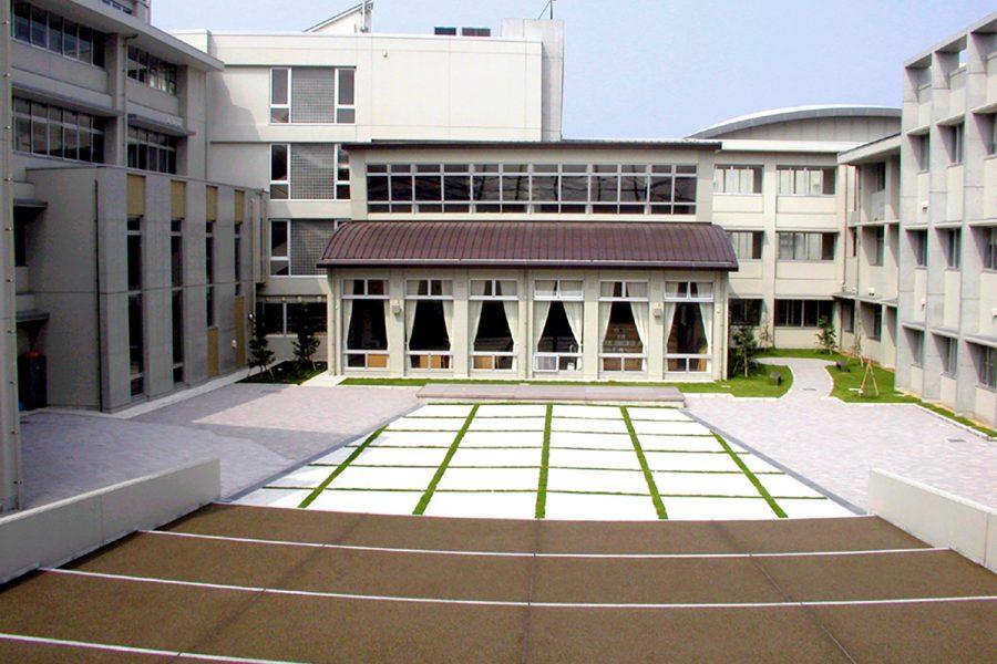 山口県立下関中等教育学校