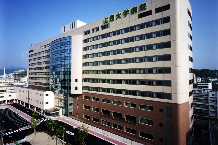 広島大学病院入院棟