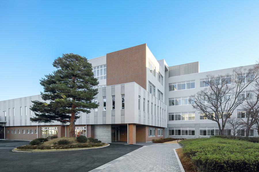 松本大学8号館