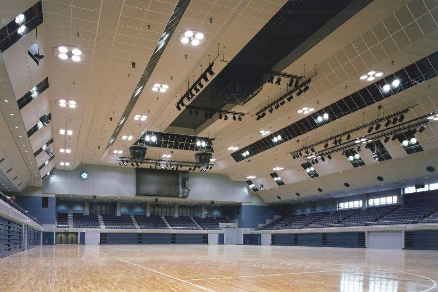 船橋市総合体育館「船橋アリ-ナ」